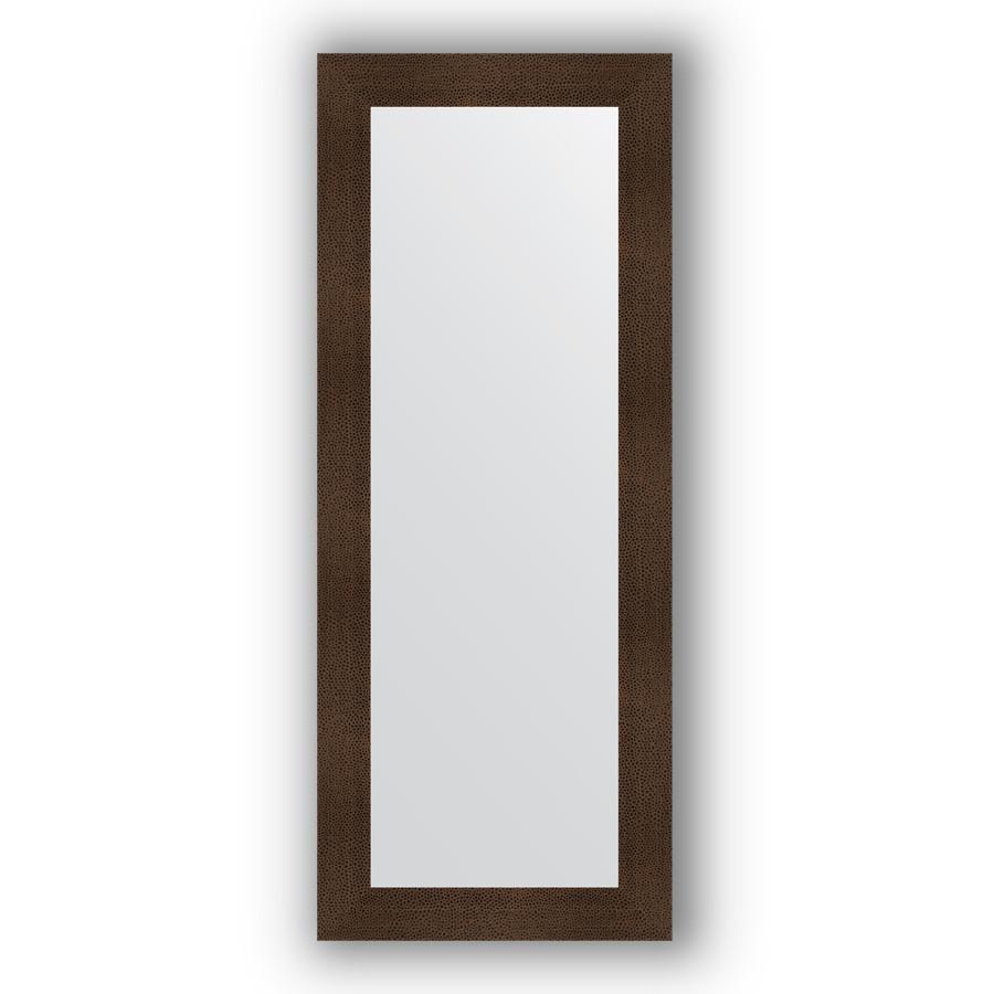 Фото - Зеркало 60х150 см бронзовая лава Evoform Definite BY 3120 зеркало evoform definite floor 201х81 бронзовая лава