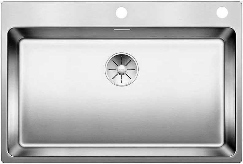 Кухонная мойка Blanco Andano 700-IF/A InFino зеркальная полированная сталь 522995 цена