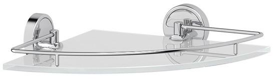 Фото - Полка 27х27 см FBS Luxia LUX 012 контейнер для косметических дисков fbs luxia lux 019