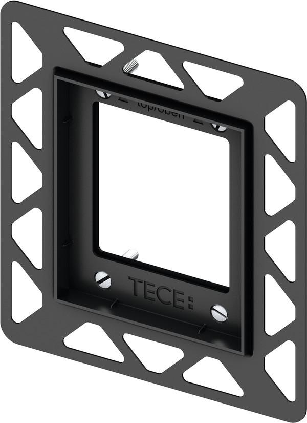 Монтажная рамка черный Tece 9242647 монтажная рамка tece square 9240648