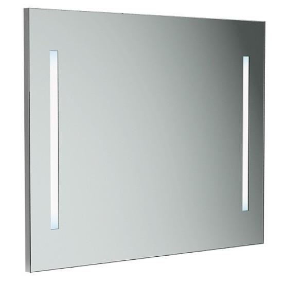 Зеркало 80 см с подсветкой 2 светильника Verona VN728