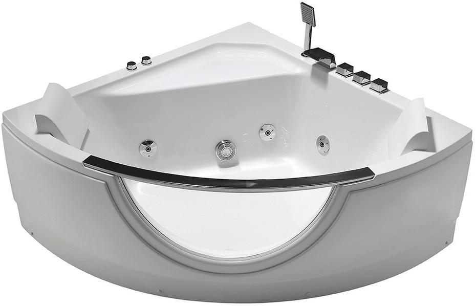 Акриловая гидромассажная ванна 140х140 см Orans 62118M0 фото