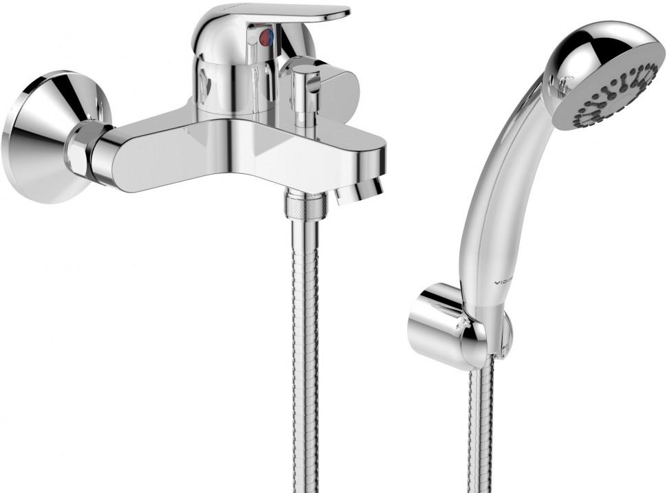 смеситель для ванны vidima seva light b8954aa Смеситель для ванны Vidima Fine BA388AA