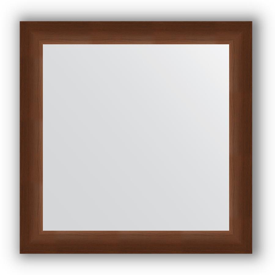 Зеркало 66х66 см орех Evoform Definite BY 0784 зеркало 66х66 см орех evoform definite by 0784