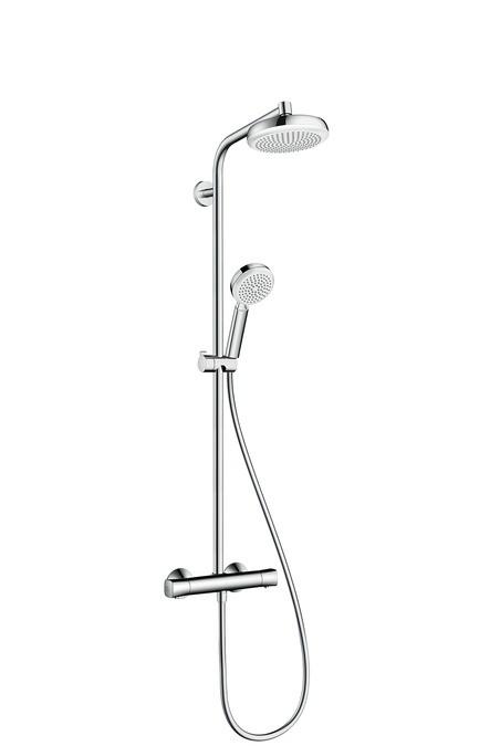 Душевая система Hansgrohe Crometta 160 1jet Showerpipe 27264400