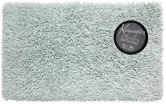 Коврик Carnation Home Fashions Kensington Spa Blue BM-M3L/49 home spa 3mhz