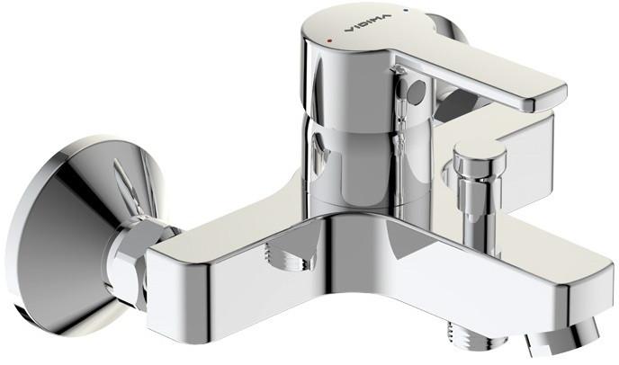 смеситель для ванны vidima seva light b8954aa Смеситель для ванны Vidima Uno BA322AA