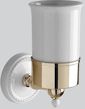 Стакан светлое золото/белый Devon&Devon Dorothy DOR403OT