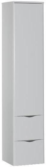 Пенал подвесной правый белый Aquanet Орлеан 00183079 цена