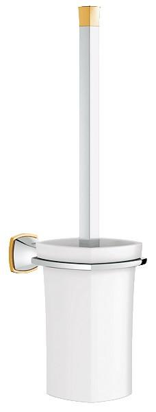 Grohe Grandera 40632IGO Туалетный ершик в комплекте туалетный ершик с держателем черный 1056716