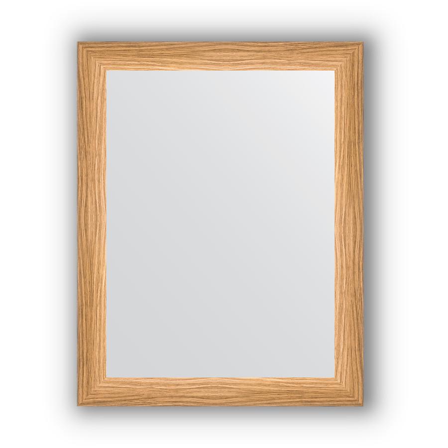 Фото - Зеркало 36х46 см клен Evoform Definite BY 1333 зеркало evoform definite 100х50 клен