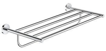 Держатель для банного полотенца Grohe Essentials 40800001 держатель для банного полотенца grohe essentials хром 40800001
