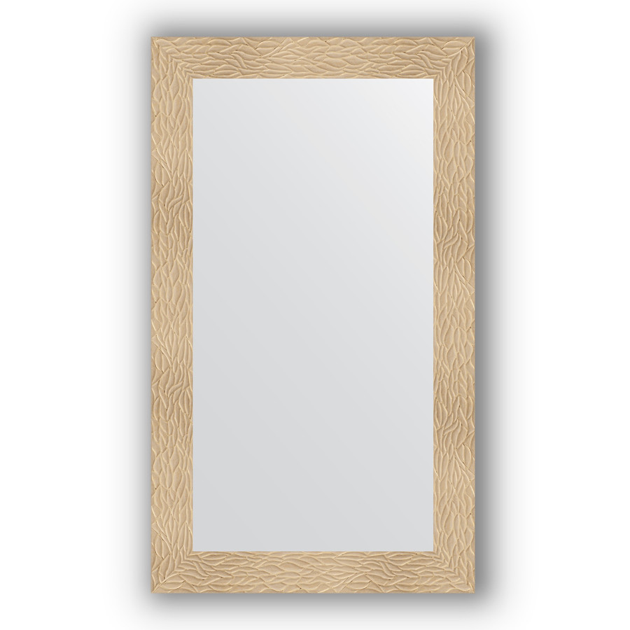 Зеркало 70х120 см золотые дюны Evoform Definite BY 3213 зеркало evoform definite floor 201х111 золотые дюны