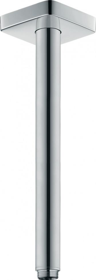 Потолочный кронштейн 316 мм Hansgrohe 27388000 душевой кронштейн 241 мм ½' hansgrohe 27409000