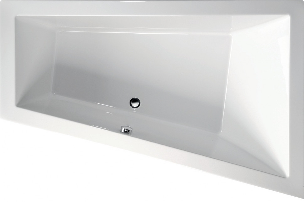 Акриловая ванна 180х120 см R Alpen Triangl 20611 фото
