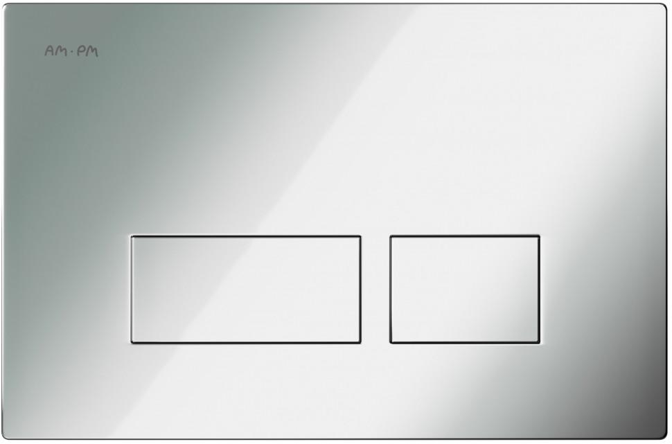 Смывная клавиша Am.Pm Pro S глянцевый хром