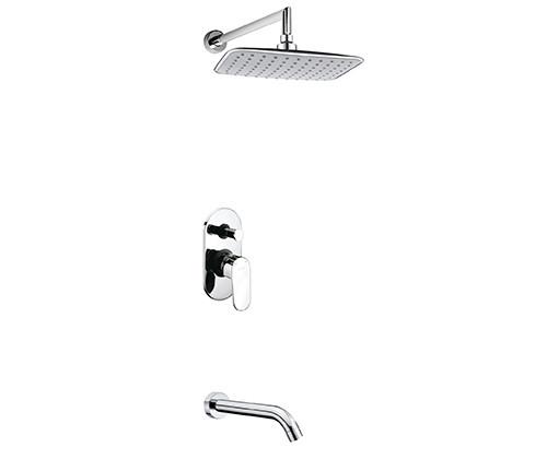 Фото - Набор для ванны WasserKRAFT А13031 alfa 14640