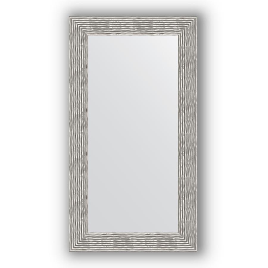 Зеркало 60х110 см волна хром Evoform Definite BY 3089 зеркало 80х80 см волна хром evoform definite by 3249
