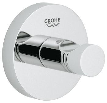 Крючок для банного халата Grohe Essentials 40364001 grohe essentials хром 40364001
