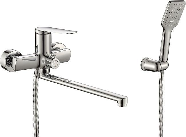 Фото - Смеситель для ванны Rush Bering BE5535-51 смеситель для ванны rush bianki хром bi7650 51