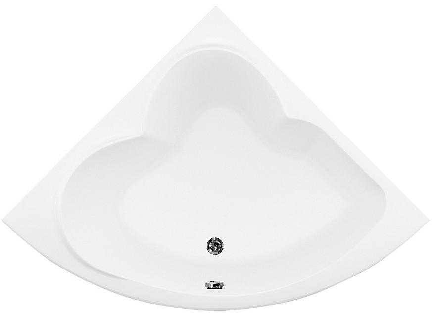 Акриловая ванна 149x149 см Aquanet Manila 00205522 акриловая ванна aquanet delight 208600 170x78