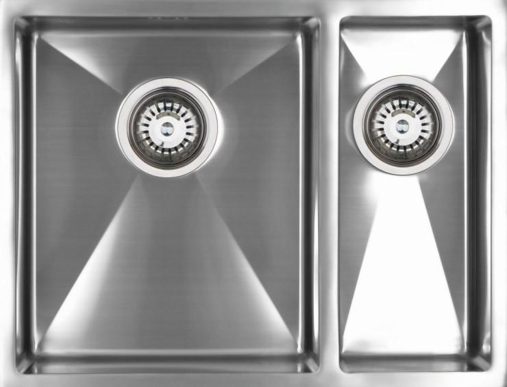 Кухонная мойка Seaman Eco Marino SME-575DR.A фото