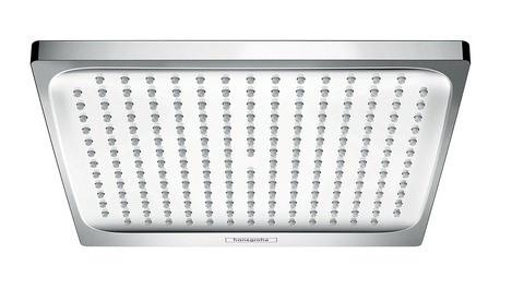 Верхний душ Hansgrohe Crometta E 240 1jet LowPressure мин 0,2 бар 26722000 верхний душ hansgrohe crometta e 240 1jet lowpressure 26722000