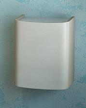 Полуколонна подвесная белый Velvex Iva ppIVA.45-21 цена