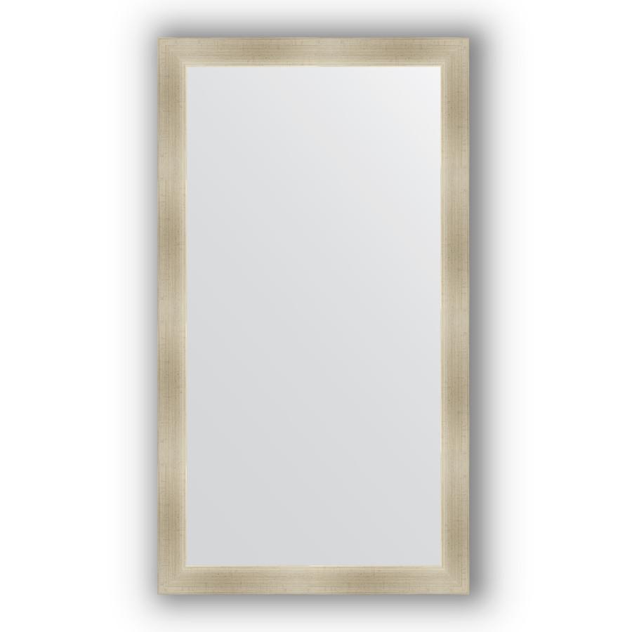 Фото - Зеркало 64х114 см травленое серебро Evoform Definite BY 0735 зеркало 64х114 см виньетка состаренное серебро evoform definite by 3200