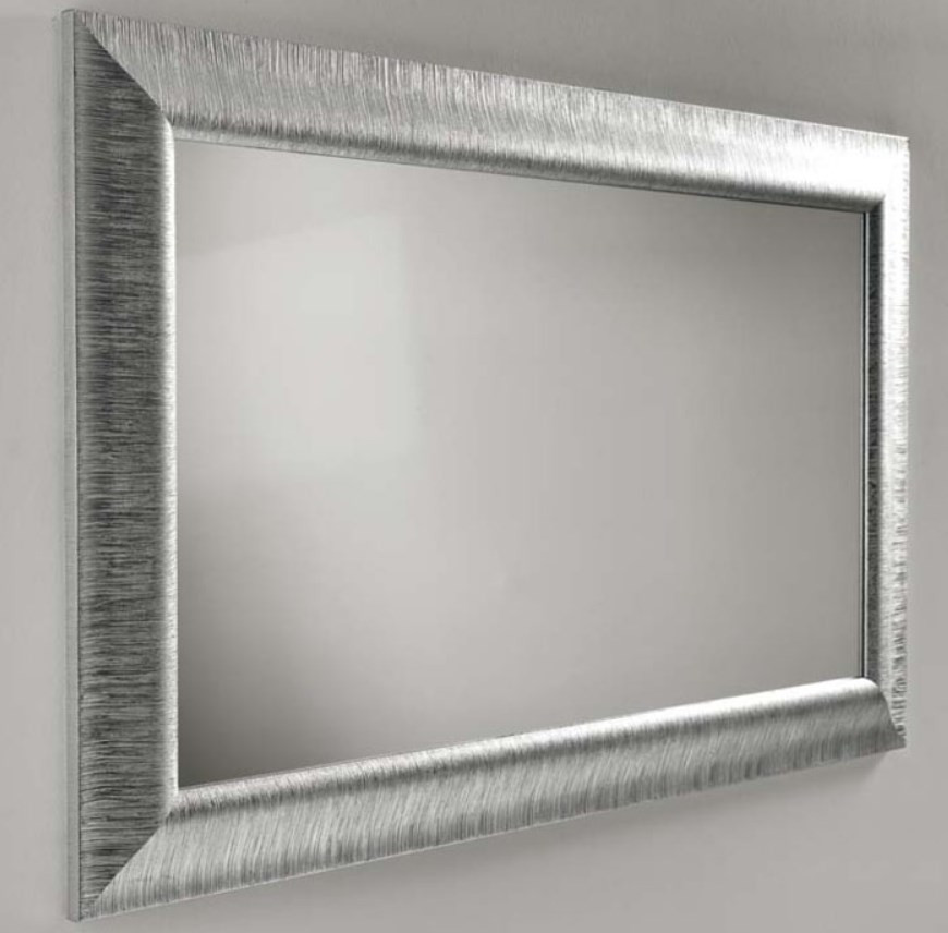 зеркало 98х70 см серебро eban selene fcrsl098a Зеркало 90х70 см серебро Eban Anastasia FCRAN090A