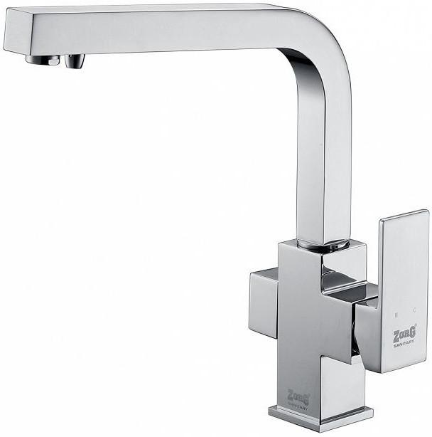 Фото - Смеситель для кухни с подключением к фильтру Zorg Sanitary ZR 311 YF zorg zr 800 k 91 9