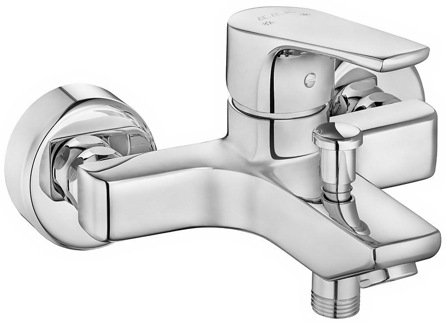 Смеситель для ванны E.C.A Niobe 102102482EX фото