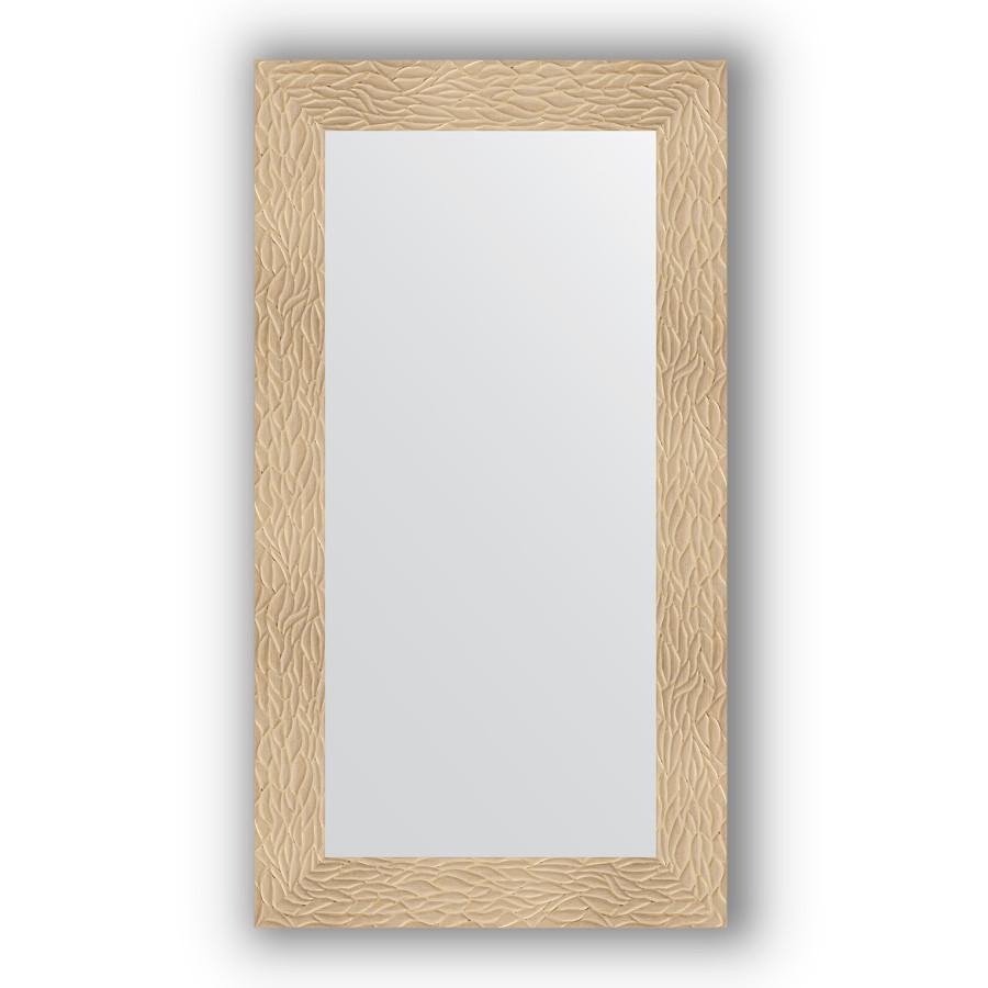 Зеркало 60х110 см золотые дюны Evoform Definite BY 3085 зеркало evoform definite floor 201х111 золотые дюны
