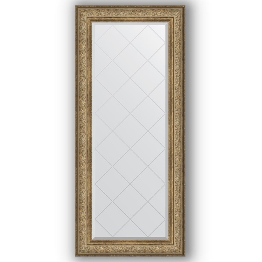 Фото - Зеркало 70х160 см виньетка античная бронза Evoform Exclusive-G BY 4167 зеркало 75х130 см виньетка античная бронза evoform exclusive g by 4230