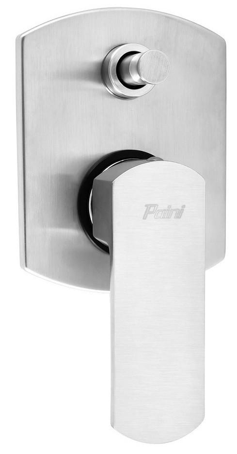 Смеситель для ванны Paini Ovo 86PA691 термостат для ванны paini lady 89op105thkm