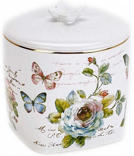 Косметическая ёмкость Avanti Butterfly Garden 13882K стул avanti 8072