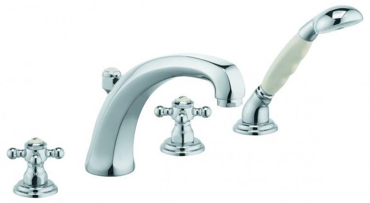 Смеситель на борт ванны Kludi Adlon 515240520