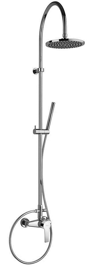 Душевая система 200 мм Paini 90CR6891P1