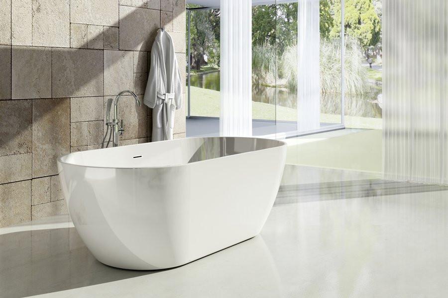 Акриловая отдельностоящая ванна Freedom O Ravak XC00100020 акриловая ванна ravak freedom r 175х75