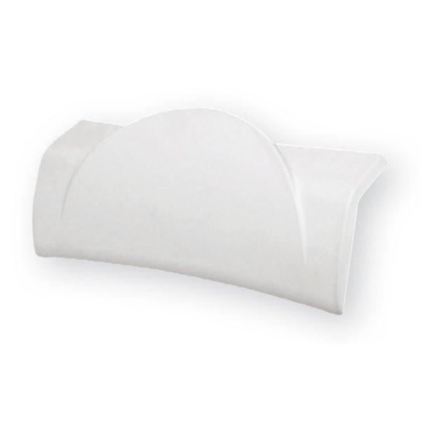 Подголовник BeHappy белый Ravak B612000001 подголовник ravak praktik белый b618000001