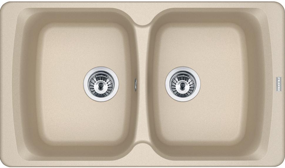 Кухонная мойка Franke Antea AZG 620 бежевая 114.0489.301 кухонная мойка franke antea azg 620 бежевая 114 0489 301