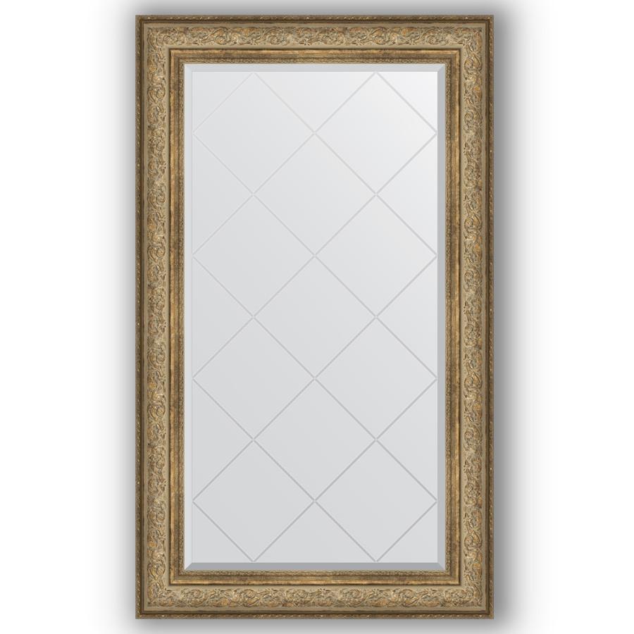 Фото - Зеркало 80х135 см виньетка античная бронза Evoform Exclusive-G BY 4253 зеркало 75х130 см виньетка античная бронза evoform exclusive g by 4230