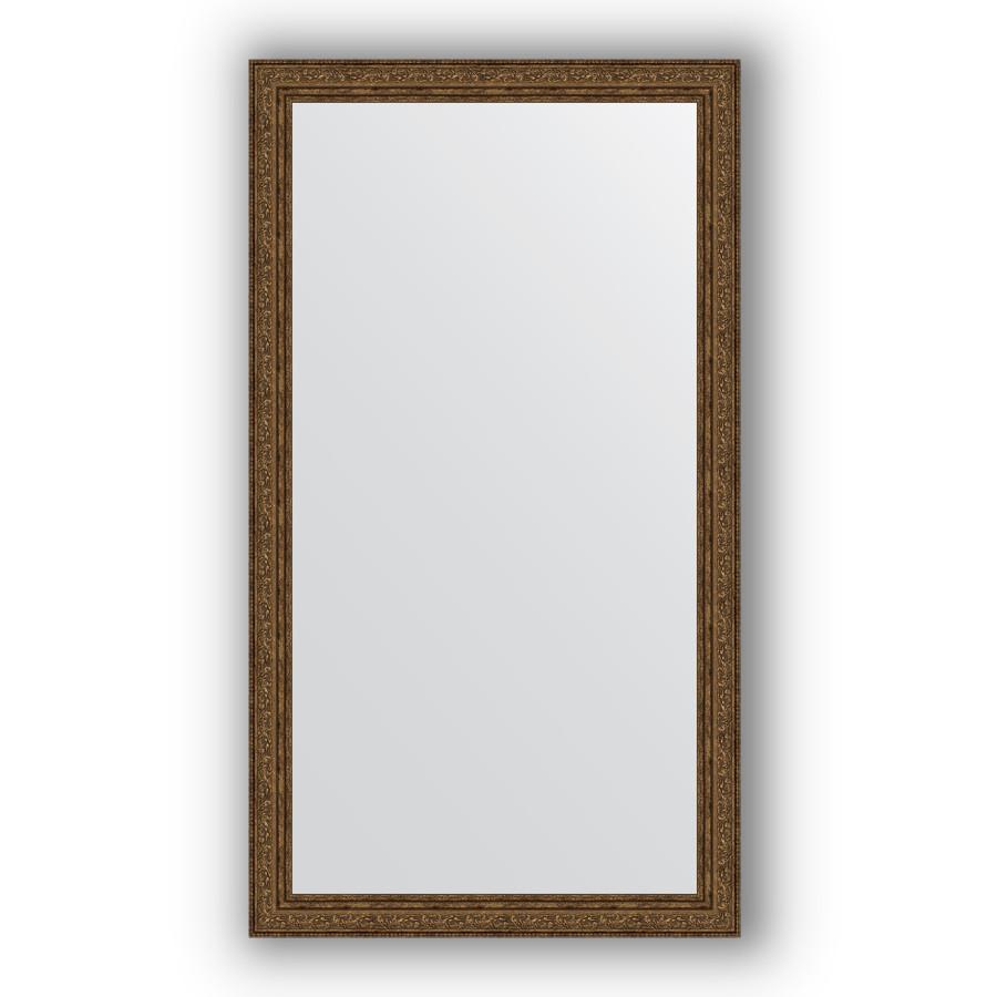 Зеркало 64х114 см виньетка состаренная бронза Evoform Definite BY 3201