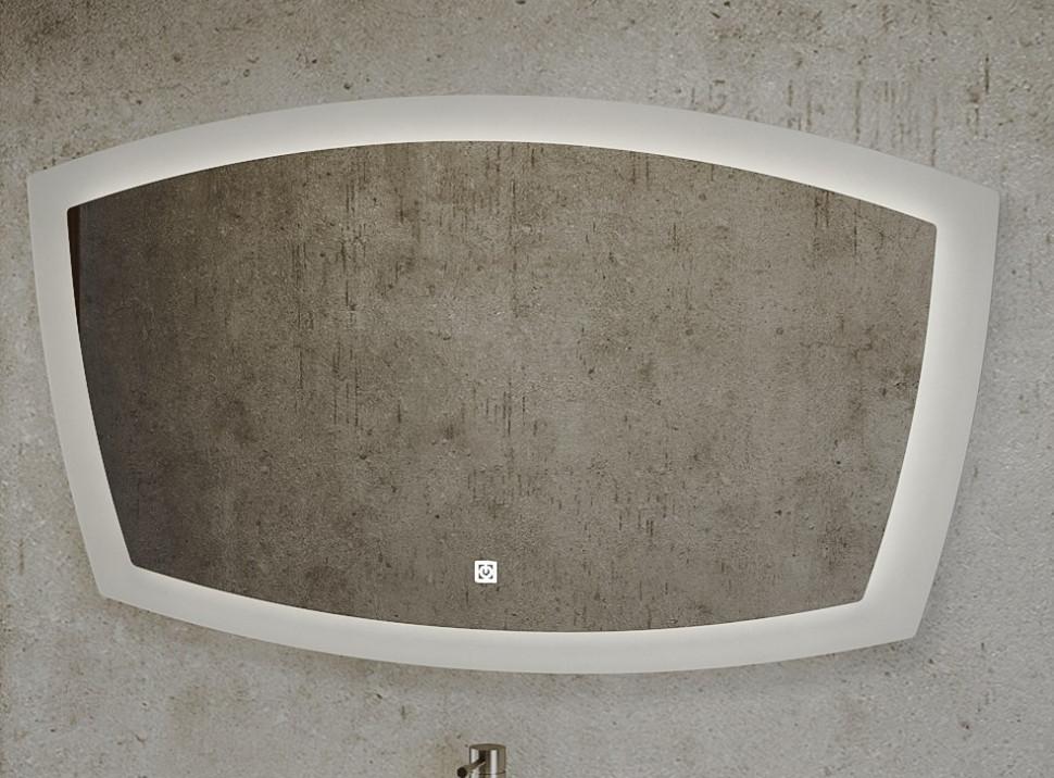 Зеркало 120х86,5 см Smile Риголетто Z0000010633 зеркало smile риголетто z0000010633