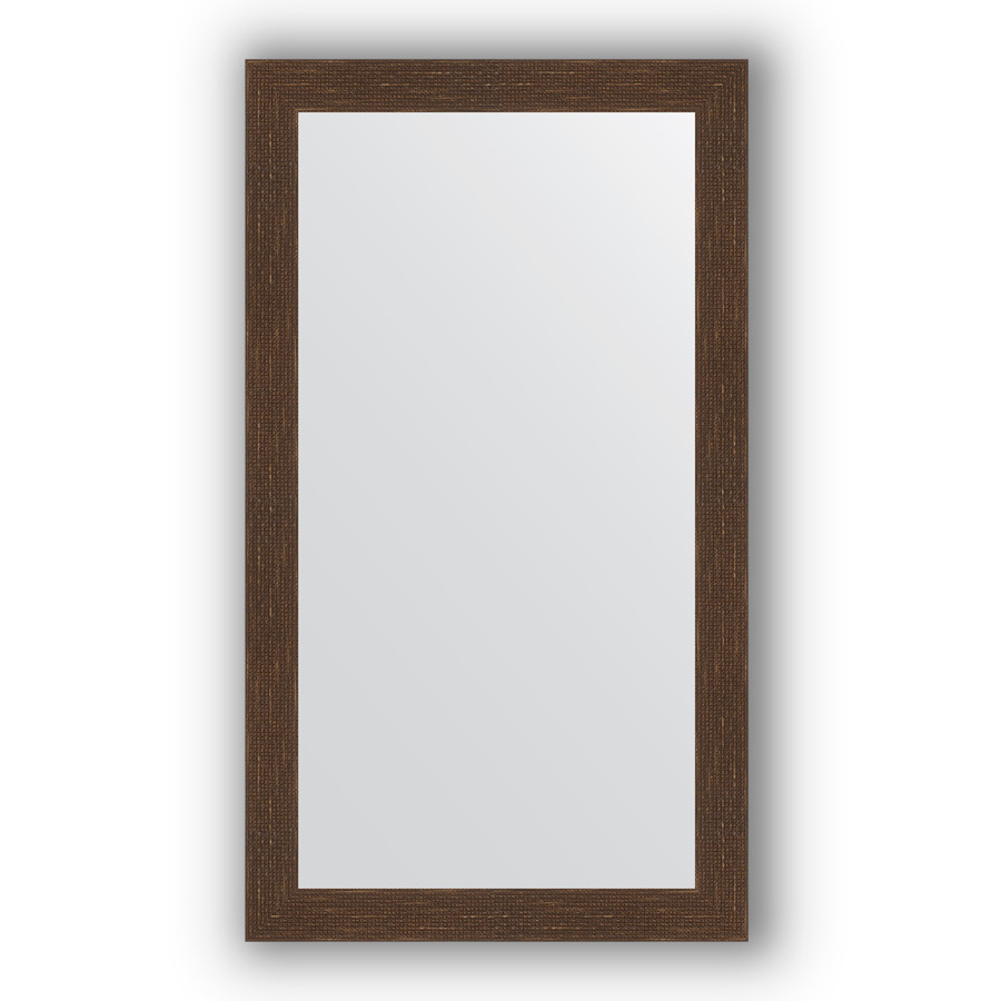 Зеркало 66х116 см мозаика античная медь Evoform Definite BY 3209 зеркало evoform definite 146х56 мозаика античная медь