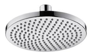 Верхний душ Hansgrohe Croma 160 с шарнирным соединением, ½' 27450000 душ ручной hansgrohe croma 100 1jet 28580000