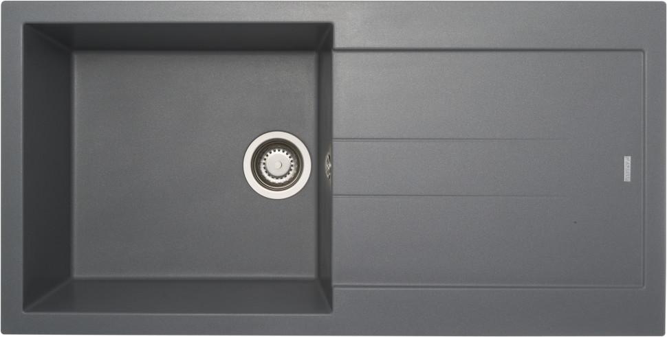 Кухонная мойка крома Longran Amanda AMG990.500 - 49