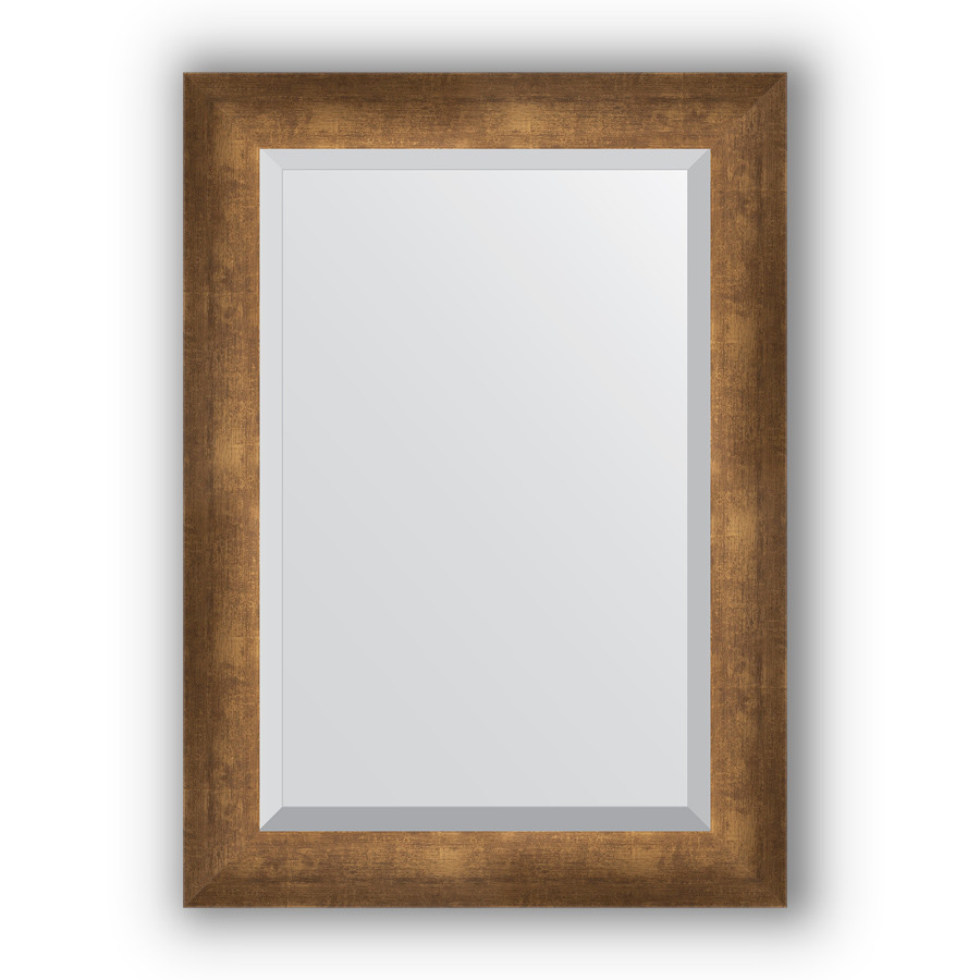 цена на Зеркало 52х72 см состаренная бронза Evoform Exclusive BY 1128
