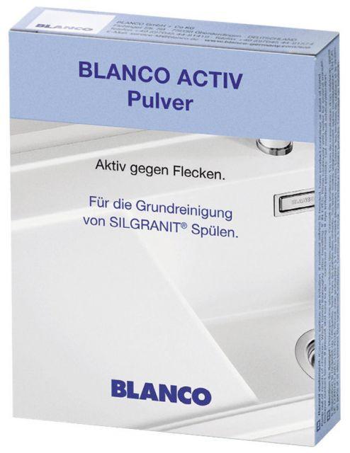 Чистящее средство 3 пакетика по 25 г для гранитных кухонных моек Blanco Activ 520784 activ b 20 silver 77230