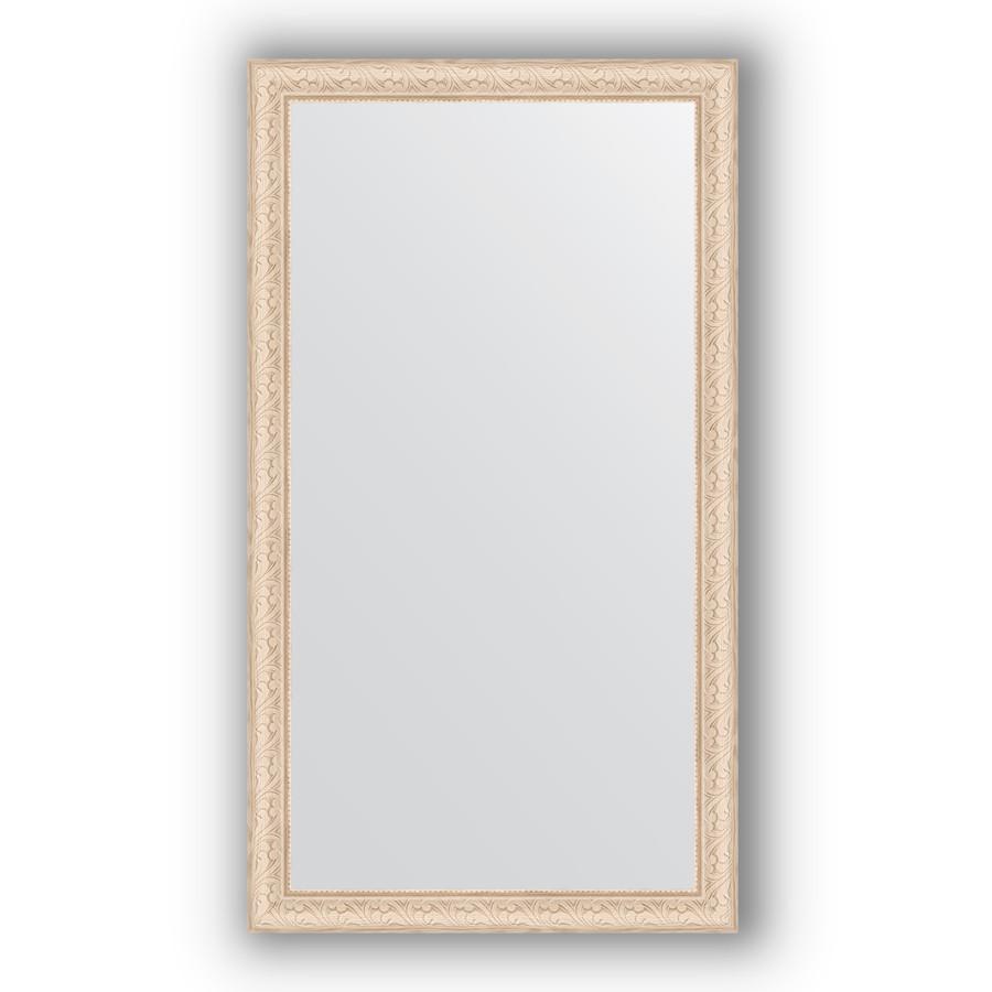 Фото - Зеркало 64х114 см беленый дуб Evoform Definite BY 1086 зеркало evoform definite 104х54 беленый дуб